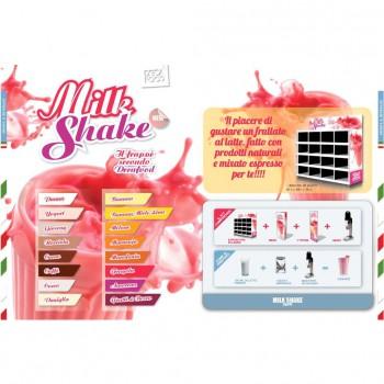 MilkShake Kit Expo + 16 Gusti