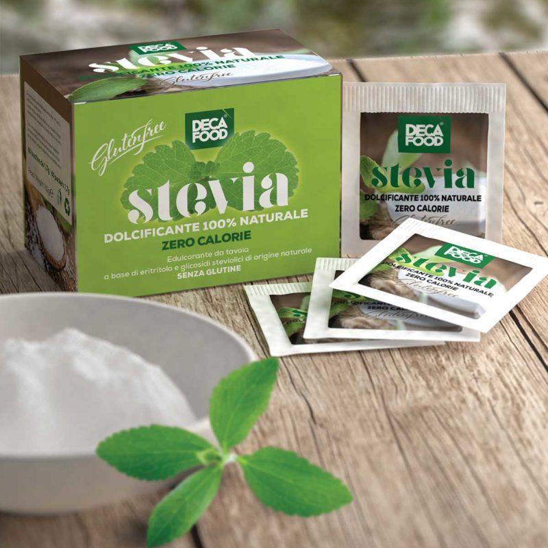 Stevia dolcificante naturale zero calorie gluten free