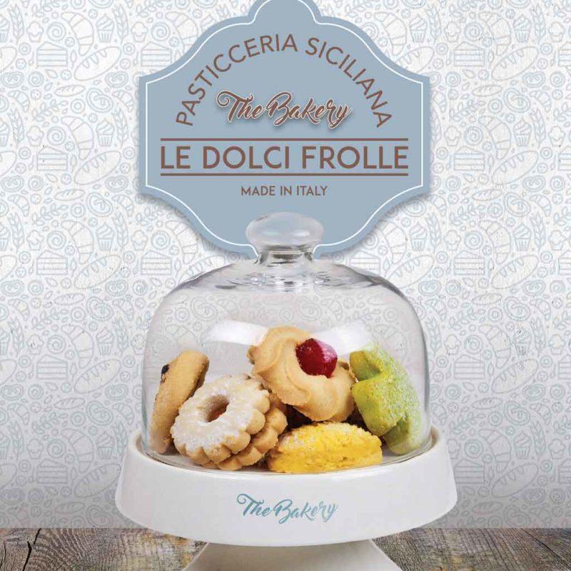 Frolle da antica pasticceria siciliana